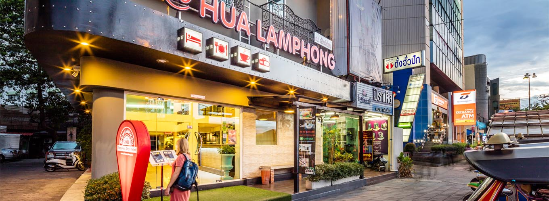 @Hua Lamphong Hostel