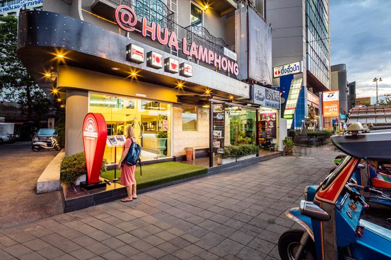 Hotel Overview @Hua Lamphong